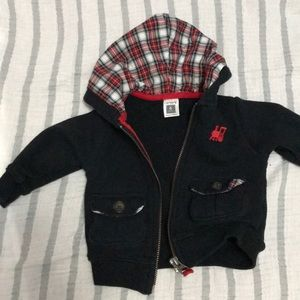 Other - 6M boy jacket with little red train logo